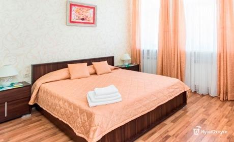 Мини-отель «На Сайдашева» в Казани
