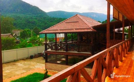 Гуамское ущелье, отель «Гуама»