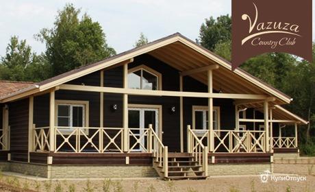 Смоленская область, отель Vazuza Country Club