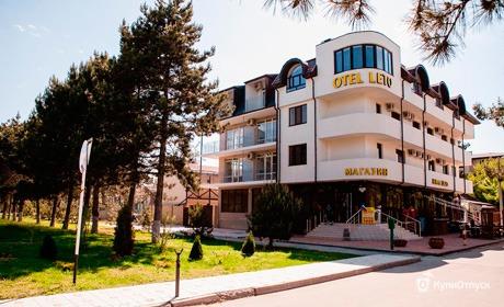 Анапа, отель Leto