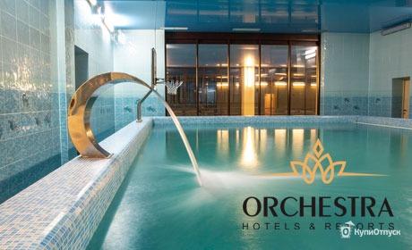 Московская область, загородный отель Orchestra Oka Spa Resort