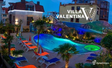 Алушта, отель Villa Valentina