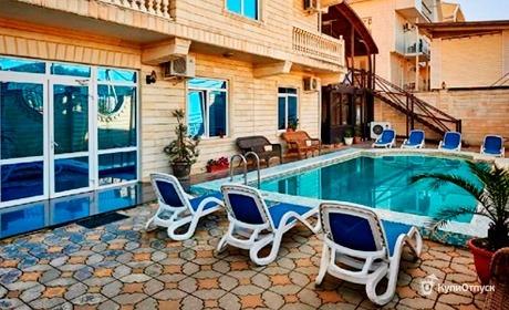 Мини-отель «Русь» в Адлере