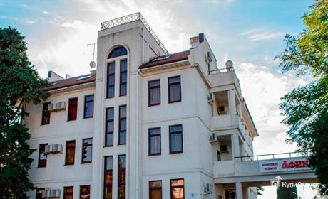 Отпуск в отеле «Афина» в Адлере