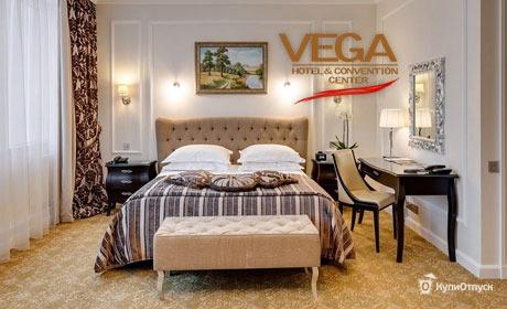 Москва, отель «Вега Измайлово»