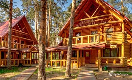 Владимирская область, дом отдыха «ВКС Кантри»