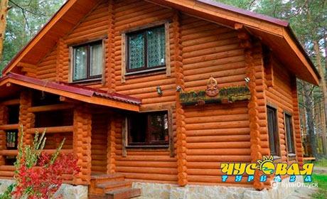 База отдыха «Чусовая», Свердловская область