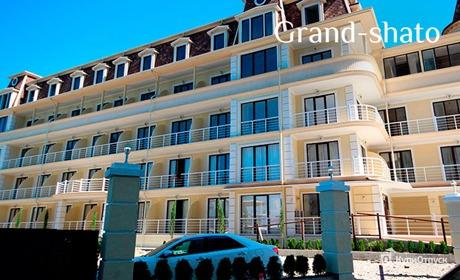Туапсинский р-н, с. Ольгинка, отель Grand-Shato