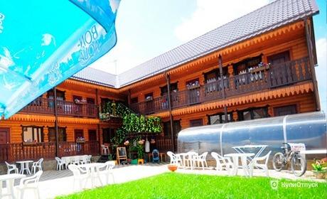 Мини-отель «Сказка» в Витязево