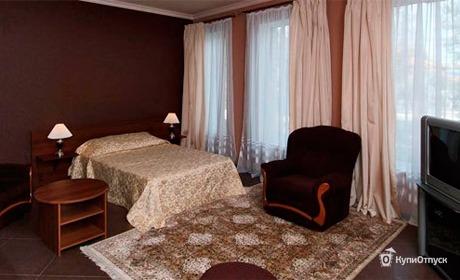 Отель Green Lime в Краснодаре