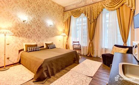 Санкт-Петербург, «Гостевые комнаты на Марата, 8»