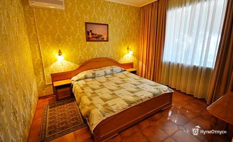 Геленджик, отель «Морская звезда»