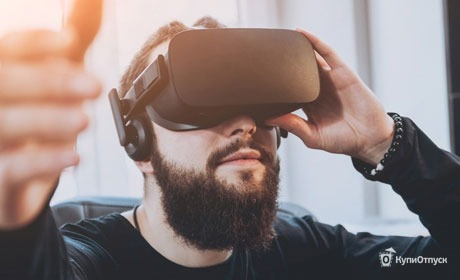 Москва, клуб виртуальной реальности VRsector