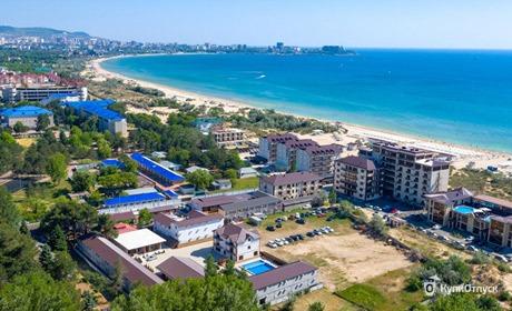 Краснодарский край, отель «Посейдон Палас»
