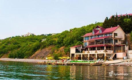 Крым, отель «Ай-Тодор»