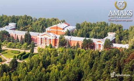 Лечение на курорте «Усть-Качка»