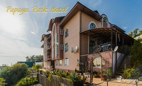 Отель Papaya Park Hotel, Адлер