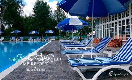 Московская область, экоотель MB-Resort