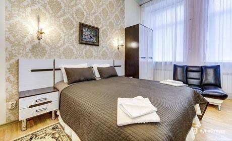 Санкт-Петербург, «Гостевые комнаты на улице Кирочной»