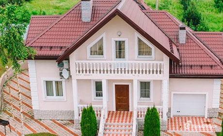 Ярославская область, база отдыха «Family House Брейтово»