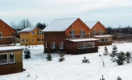 Загородный клуб Ustje Beach Resort