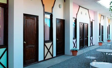 Отель «Адажио» в Архипо-Осиповке