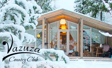 Отель премиум-класса Vazuza Country Club, Смоленская область