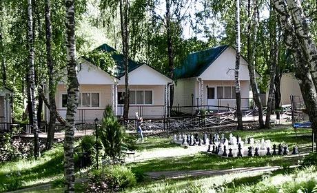 Калужская обл., Тарусский р-н, с. Волковское, усадьба «Отрада»