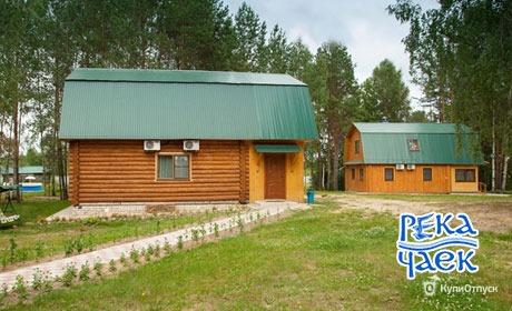 Загородный отель «Река Чаек», Нижегородская область