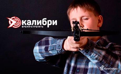 Стрельба из лука, арбалета или пневматического оружия, а также турнир