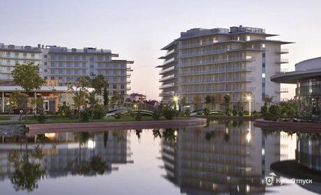 Адлер, оздоровительный комплекс «Сочи Парк Отель»