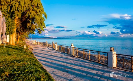 Абхазия, Сочи