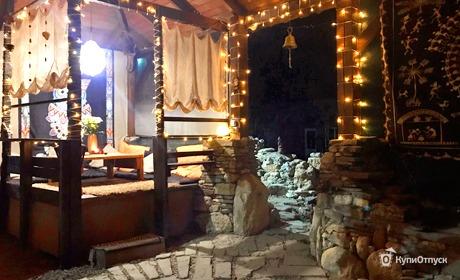 Крым, гостевой дом «Йога-дача»