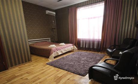 Ейск, гостиница «Придорожная»