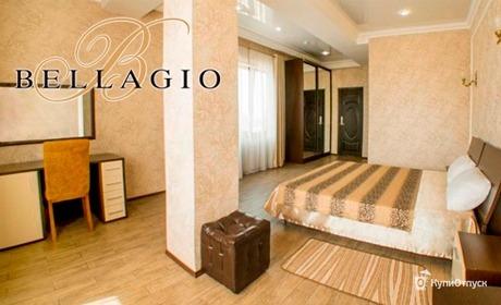 Отель Bellagio в центре Сочи