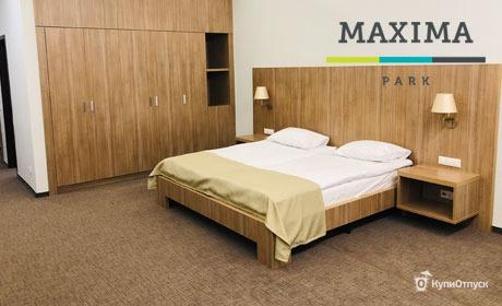 Подмосковье, отель Maxima Park