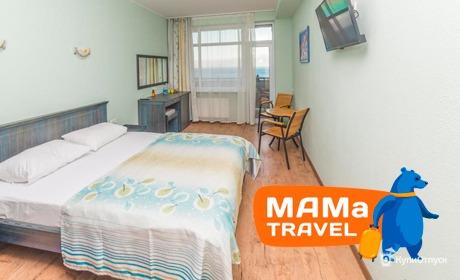 Алушта, отель «Вилла Олива Арт»
