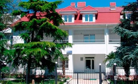 Отель «Партенит» в Крыму