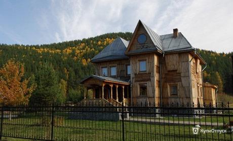 Алтайский край, гостевой двор «Парма»