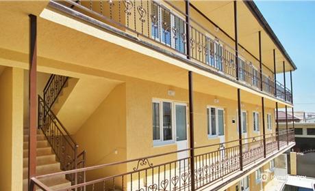 Витязево, гостевой дом «Лотос»