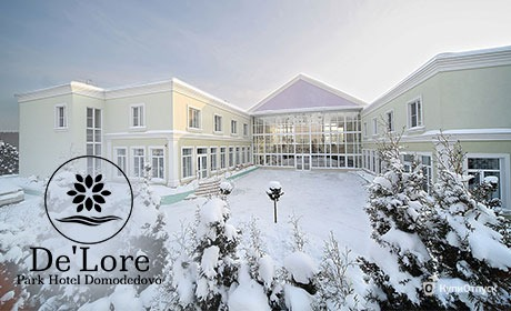 Московская область, «DeLore Парк Отель Домодедово»