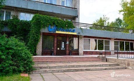 Гатчина, гостиничный комплекс «Орбита»