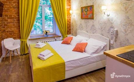 Санкт-Петербург, апарт-отель «Петровский Арт Лофт»