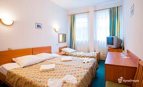Ростов, отель «Боярский двор»