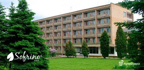 Московская область, загородный парк-отель «Софрино»
