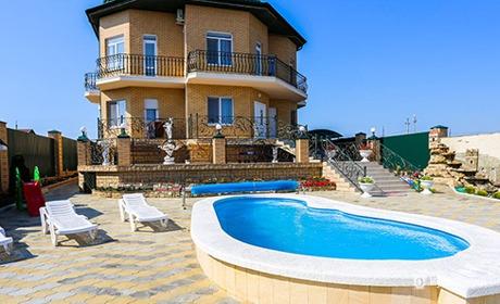 Гостиница Art Hotel, Анапа