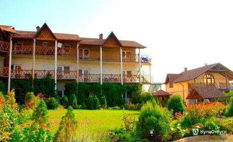 Отель «Марлин», Крым