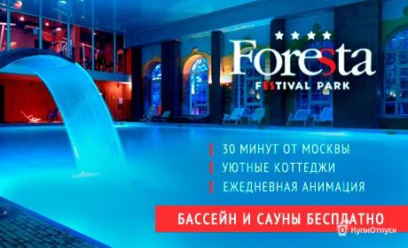 Московская обл., отель Foresta Festival Park