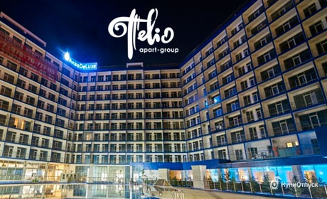 Алупка, Севастополь, отель Studio Telio