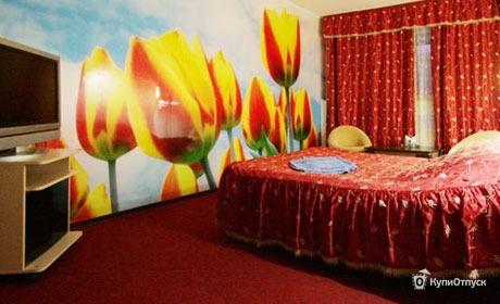 Пермь, гостиница «Компрос 44а»